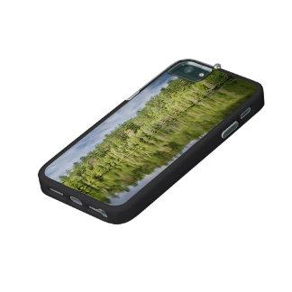 Reflecting lake iPhone 5/5S case