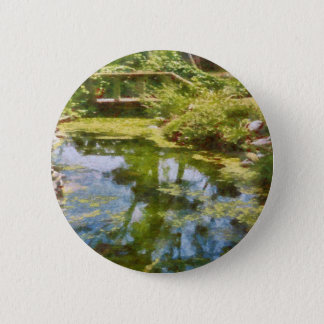 Reflecting On Life 2 Inch Round Button