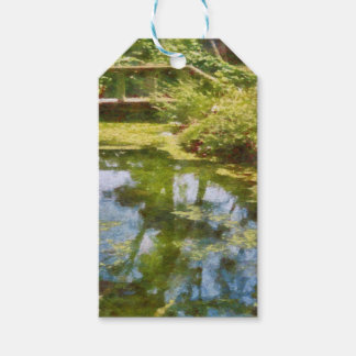 Reflecting On Life Gift Tags