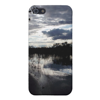 Reflecting River iPhone 5 Cover