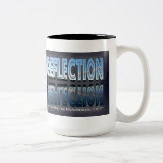 Reflection-2 15oz Two-Tone Mug