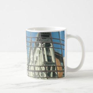 Reflection Astor Place,NYC Coffee Mug