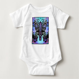 Reflection Baby Bodysuit