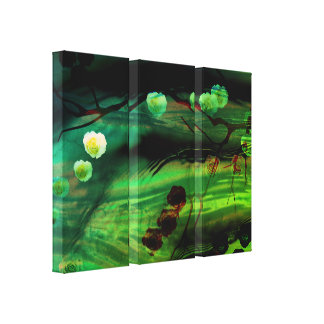 Reflection Canvas Print - Option 2