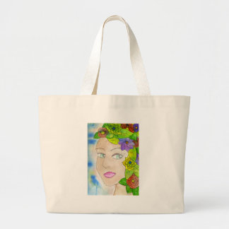 Reflection Large Tote Bag