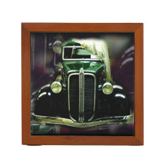 Reflection Of Collectible Classic Cars Desk Organizers