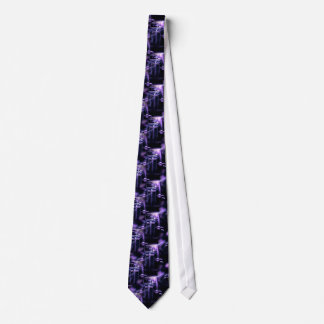 Reflection Of Collectible Classic Cars Tie