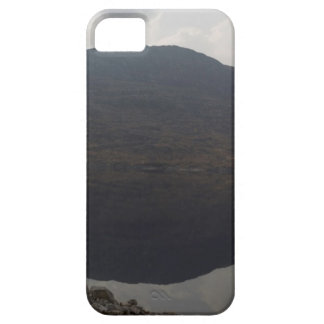 Reflection of hill in a Loch in Scottish Highlands Case For iPhone 5/5S