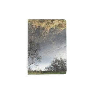 Reflection Photography Tree Art Passport Holder