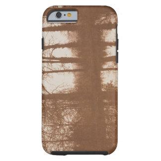 Reflections, 1843 (sepia photo) tough iPhone 6 case