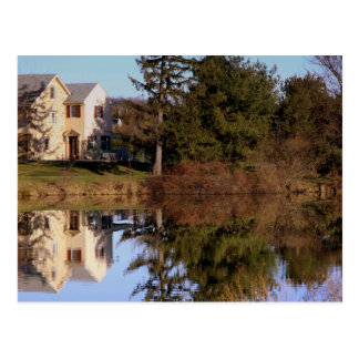 Reflections in Rhonda Postcard