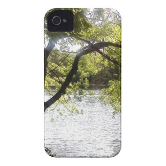 Reflections in the woods Case-Mate iPhone 4 case