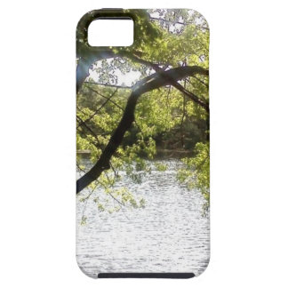 Reflections in the woods iPhone 5 covers