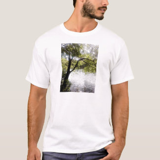 Reflections in the woods T-Shirt