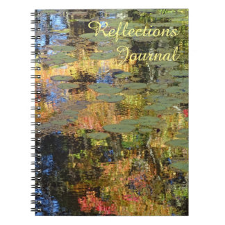 Reflections Journal (with lilypads)