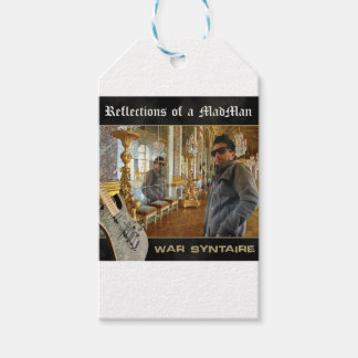 Reflections of a Madman Pack Of Gift Tags