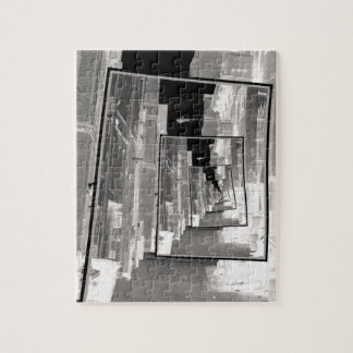 Reflections of An Infrared Alley Puzzle