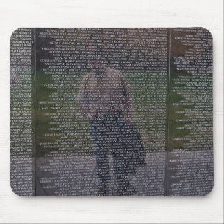 Reflections of Fallen Brothers Mouse Pad