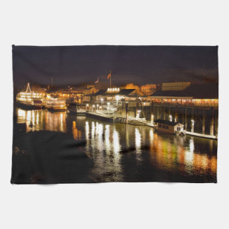 Reflections of good times collection hand towel