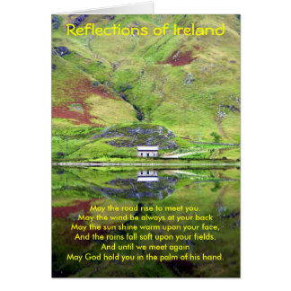 Reflections of Ireland Card