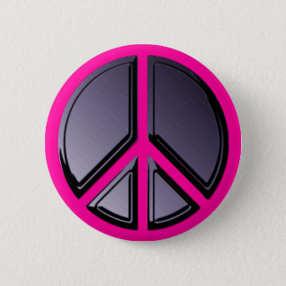 Reflections of Peace Button