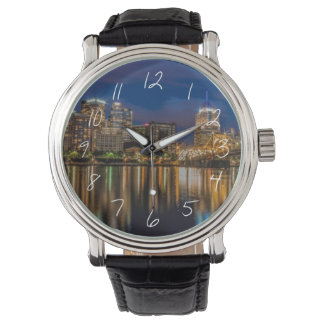 Reflections of Pittsburgh Wrist Watch