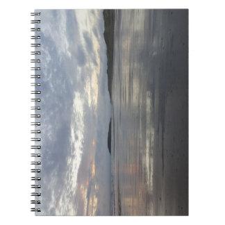 Reflections on Gower Peninsula Beach Notebook