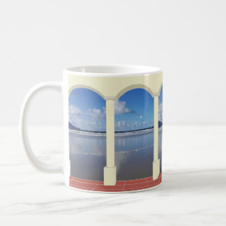 Reflections on Irish Beach Coffee Mug