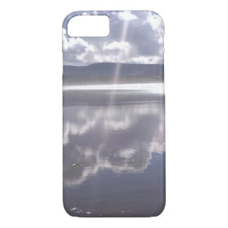 Reflections on Irish Beach iPhone 8/7 Case