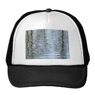 Reflections on the ice trucker hat