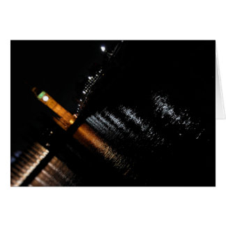 Reflections on the Thames - Big Ben Greeting Card