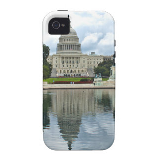 Reflections- US Capitol Case-Mate iPhone 4 Cover