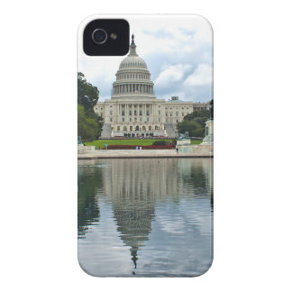Reflections- US Capitol iPhone 4 Case-Mate Cases