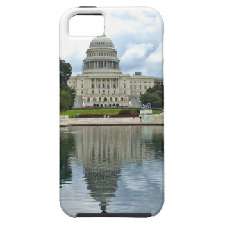Reflections- US Capitol iPhone 5 Case