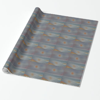 Reflections Wrapping Paper