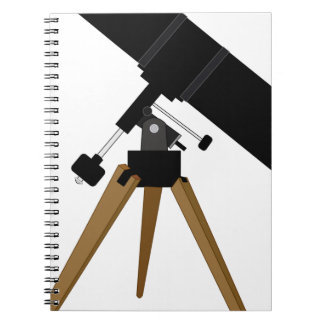 Reflector Telescope Notebook