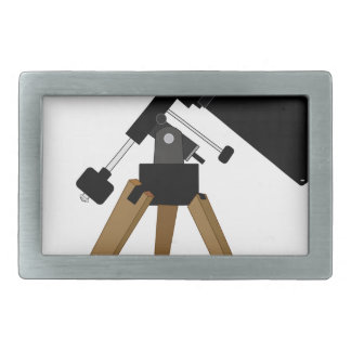 Reflector Telescope Rectangular Belt Buckles