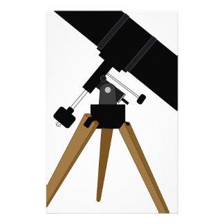 Reflector Telescope Stationery
