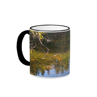 Réflexions multiples mug ringer