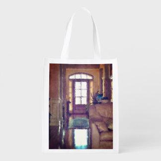 Réflexions sur le design d'intérieur sacs d'épicerie réutilisables