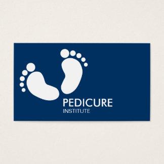 Reflexology Podology & Pedicure No3 Business Card