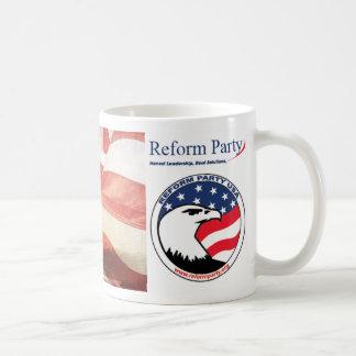 Reform Party Banner for Facebook Mug