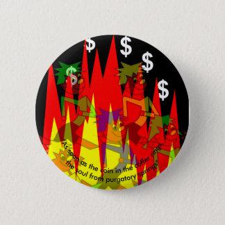 Reformation anniversary 2 inch round button