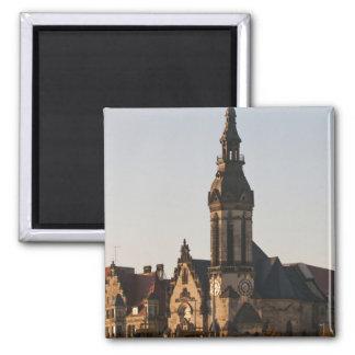 Reformed Church Leipzig, Germany Magnet