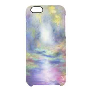 Refraction 1988 clear iPhone 6/6S case