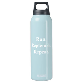 Refresh and Hydrate Insulated Water Bottle