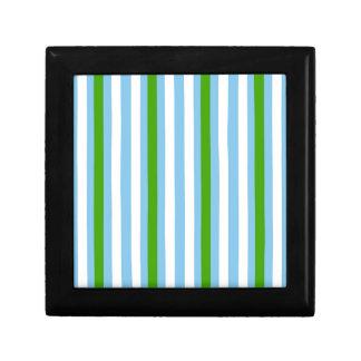 Refreshing Blue Green Gift Box