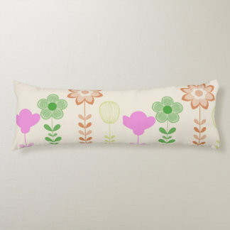 "Refreshing Soft Polyester Body Pillow ( 20"" x 54"")"
