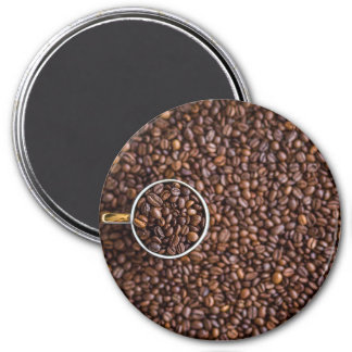 Refrigerator Magnet: Coffee Beans Magnet