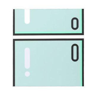 Refrigerator Notepad